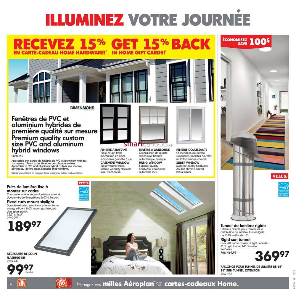 Home Hardware Building Centre (QC) Flyer July 5 to 12