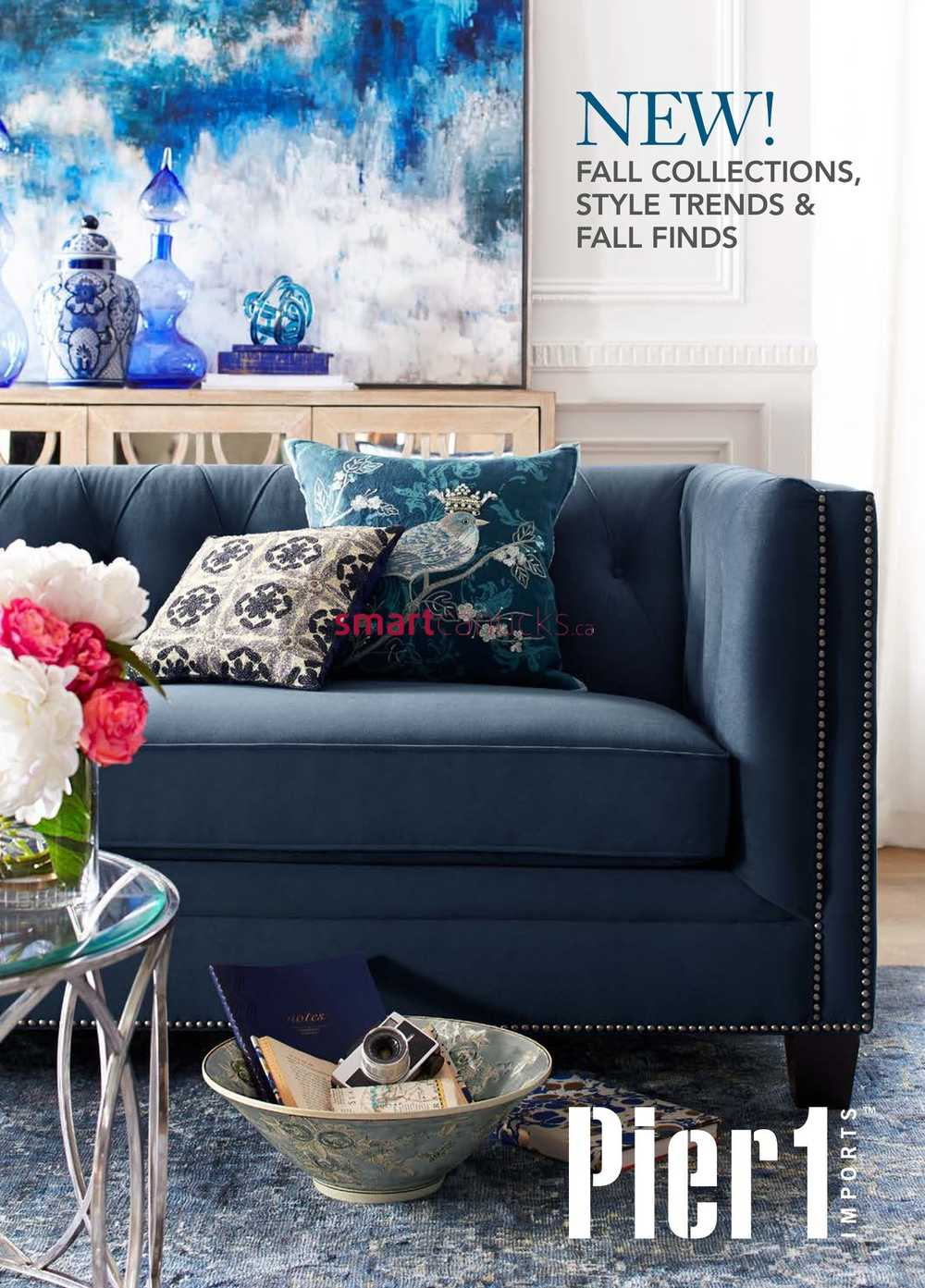Pier 1 Imports Flyer July 31 to August 23. Pier 1 Imports Canada Flyers