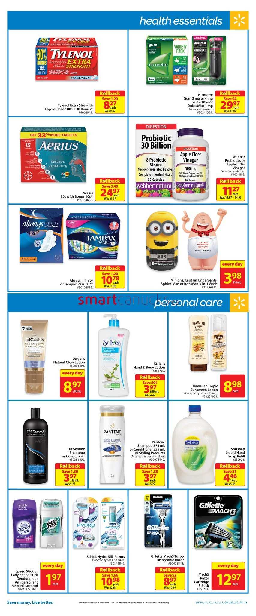 Online coupons from walmart