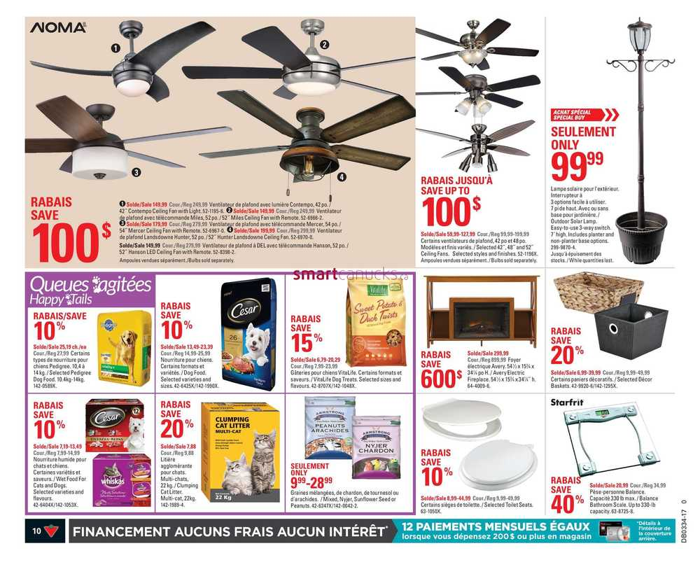 Canadian Tire Qc Flyer August 17 To 23 3 Way Switch Options View Single