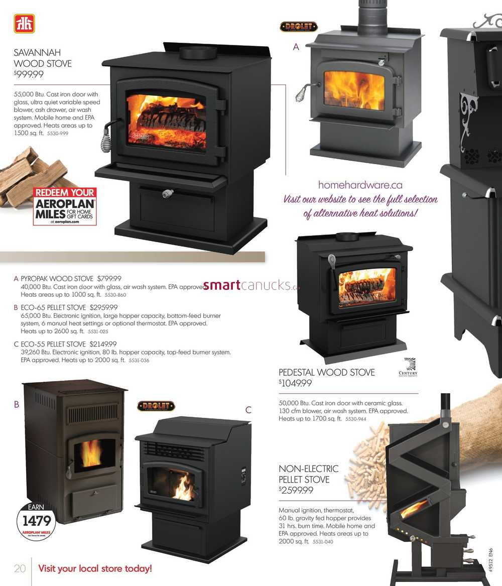 Enchanting Home Hardware Wood Stoves Component - Home Decorating ...