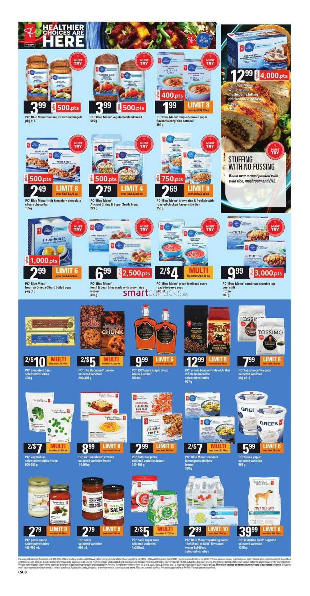 Loblaws (ON) Flyer August 31 to September 6