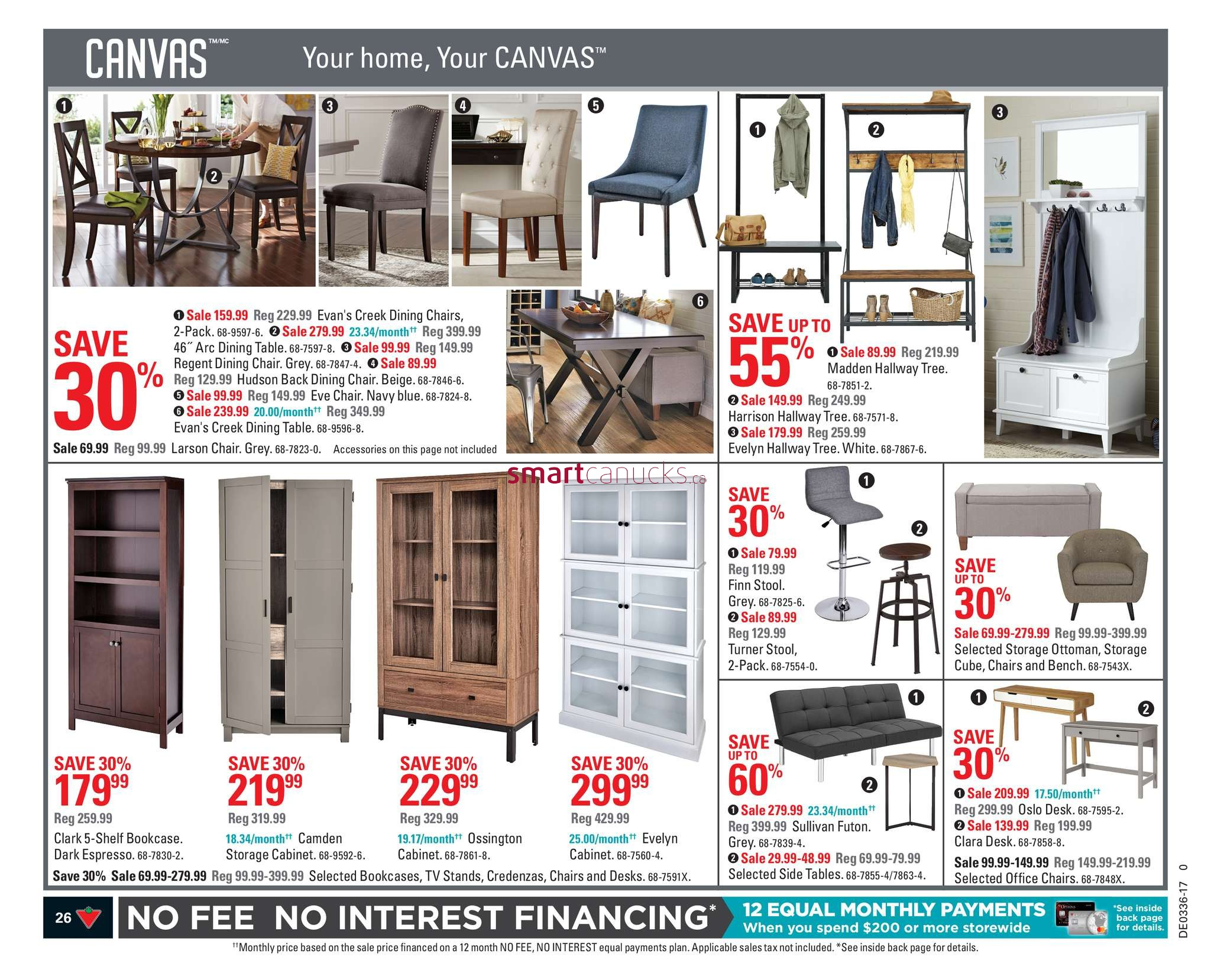 Canadian Tire On Flyer September 1 To 7 # Meuble De Tv Canadian Tire