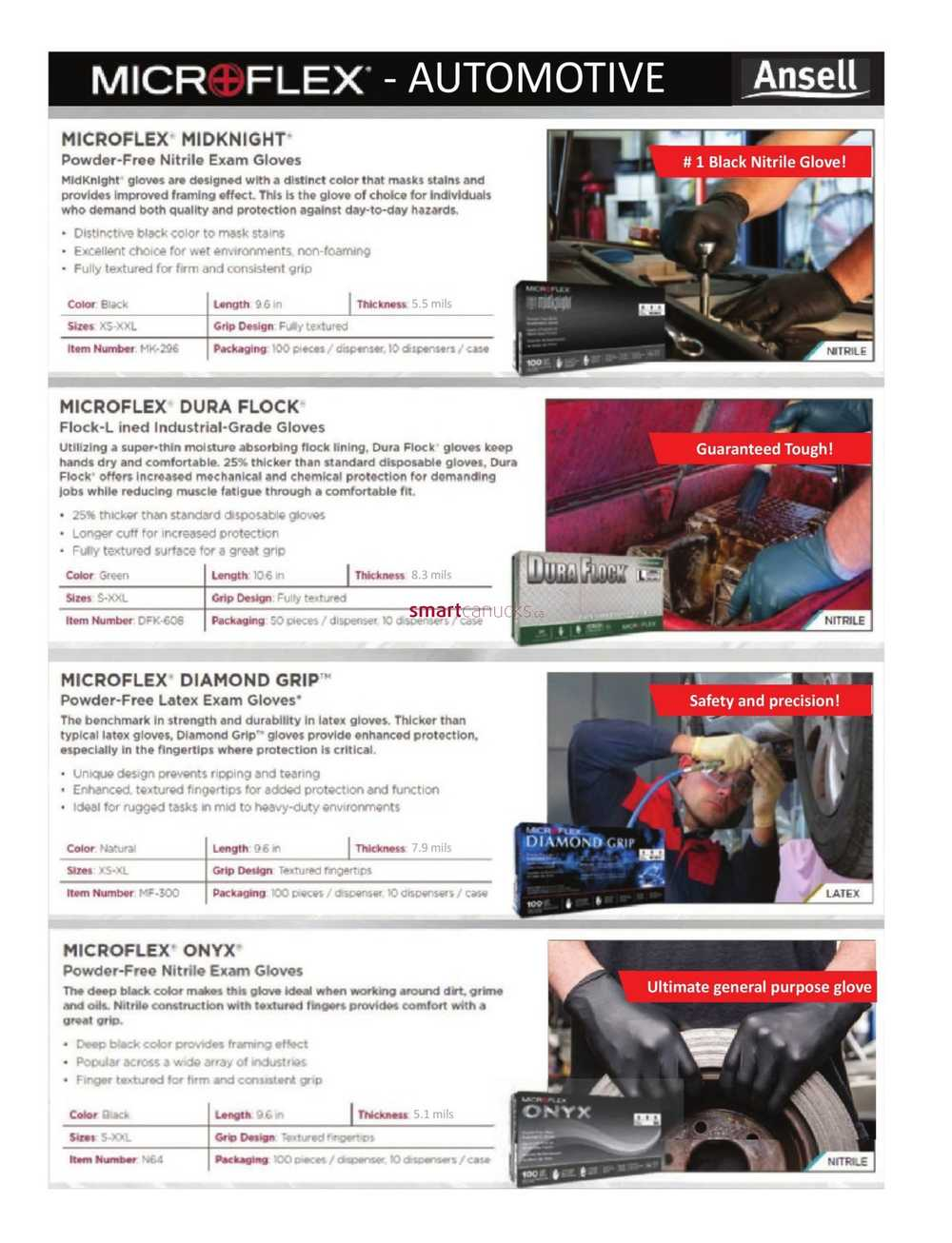 NAPA Auto Parts Real Deals Catalogue September 1 to October 31