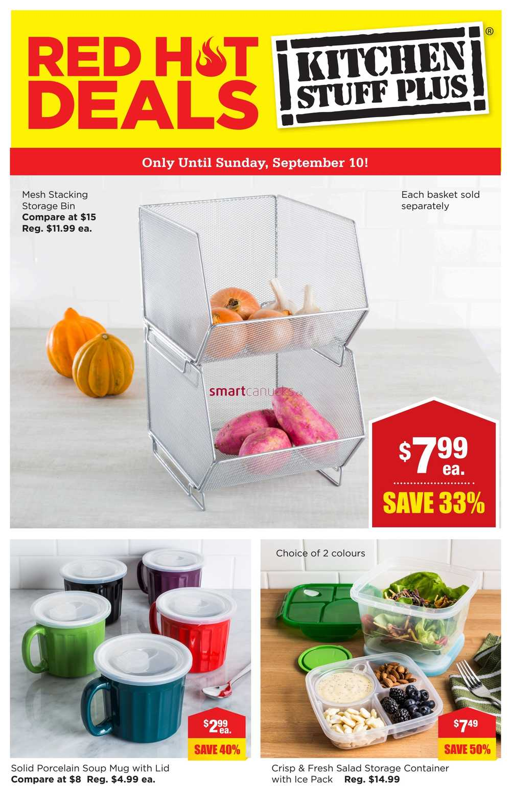 Looking for Kitchen Stuff Plus deals? Find the latest deals, coupons and flyers from Kitchen Stuff Plus on hotlvstore.ga - Helping Canadians save money and time! Toronto, ON. EXPIRED Kitchen Stuff Plus Red Hot Deals: Henckels International Kitchen EXPIRED Kitchen Stuff Plus Red Hot Deals.