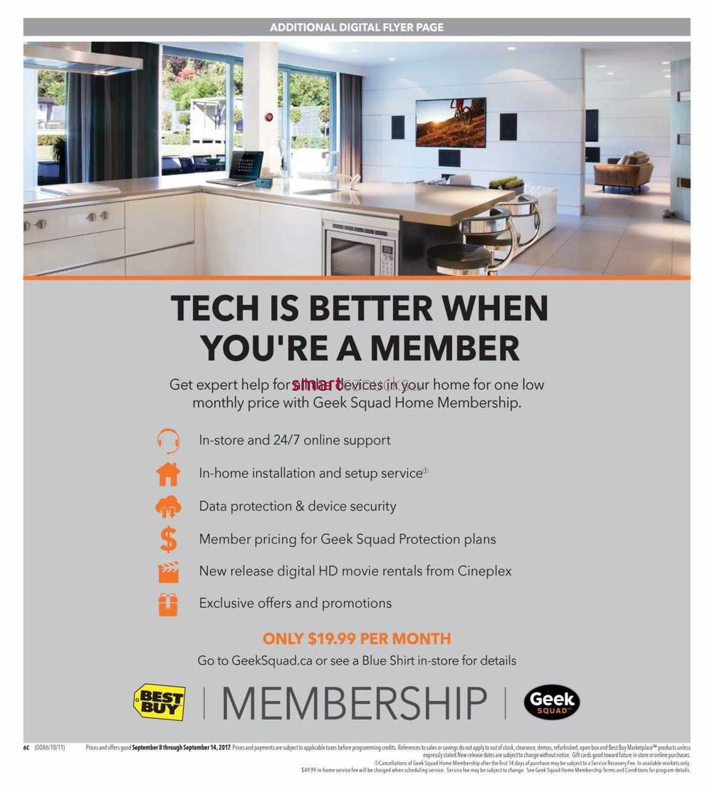 best buy flyer september 8 to 14