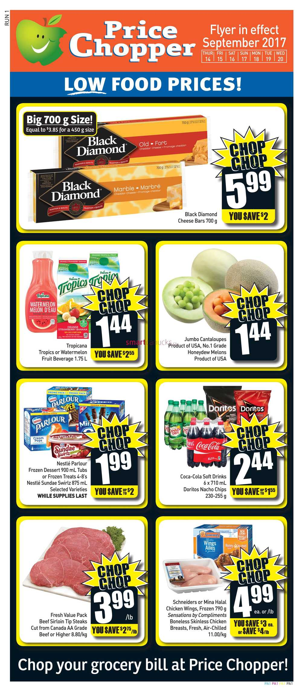 More Price Chopper Flyers