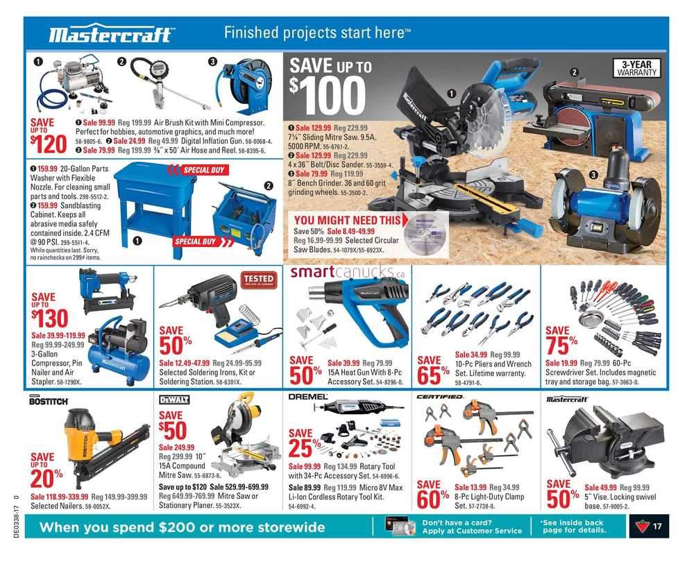 Canadian Tire (Atlantic) Flyer September 15 to 21