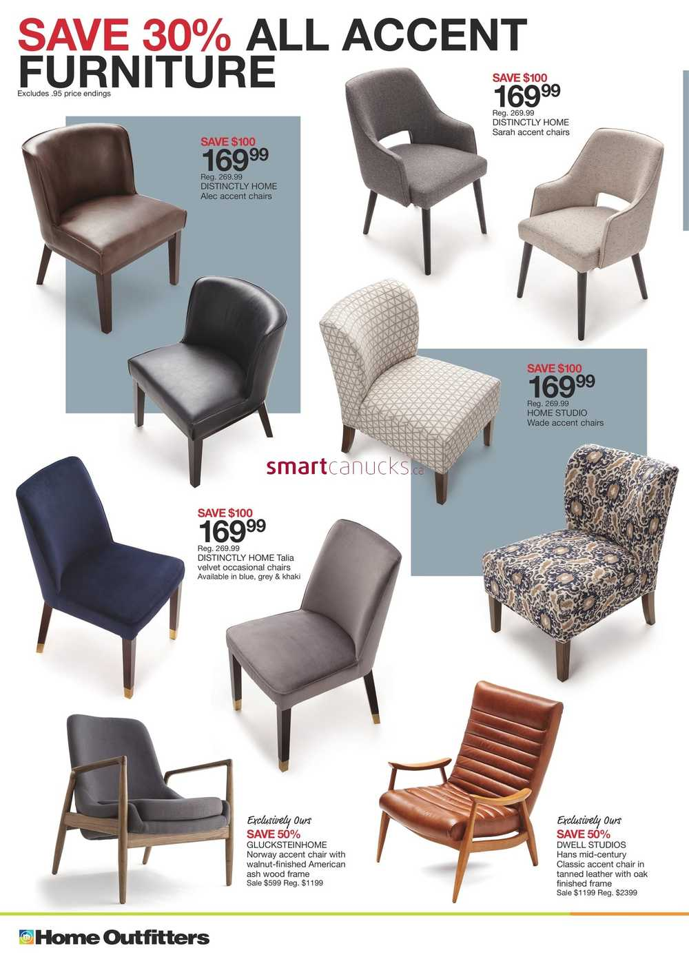 Home Outfitters Flyer September 15 to 21