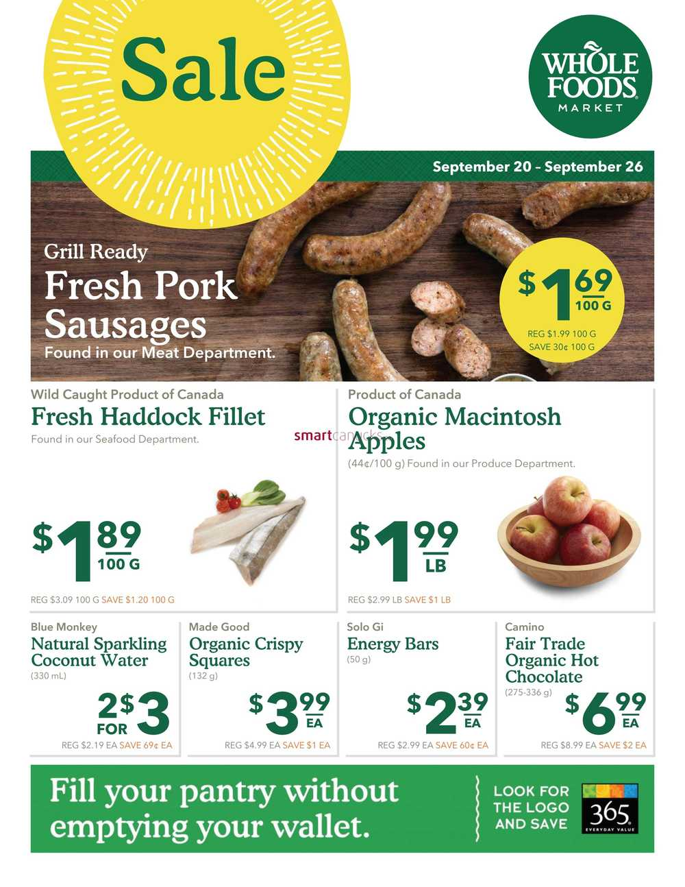 Whole Foods Flyer Miami