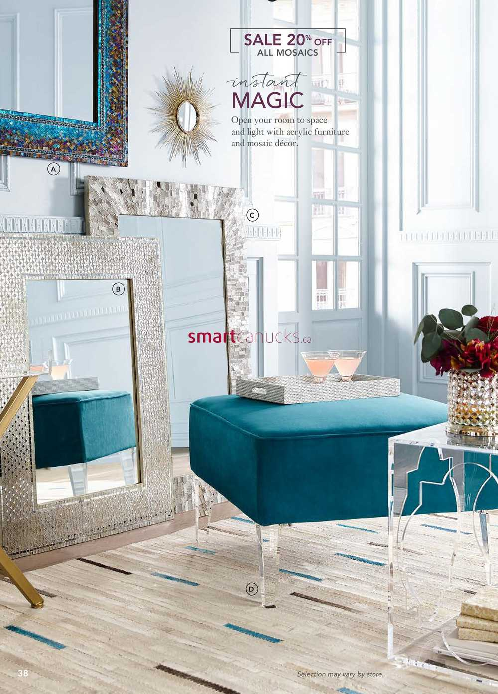 Pier 1 Imports Flyer October 2 to 29