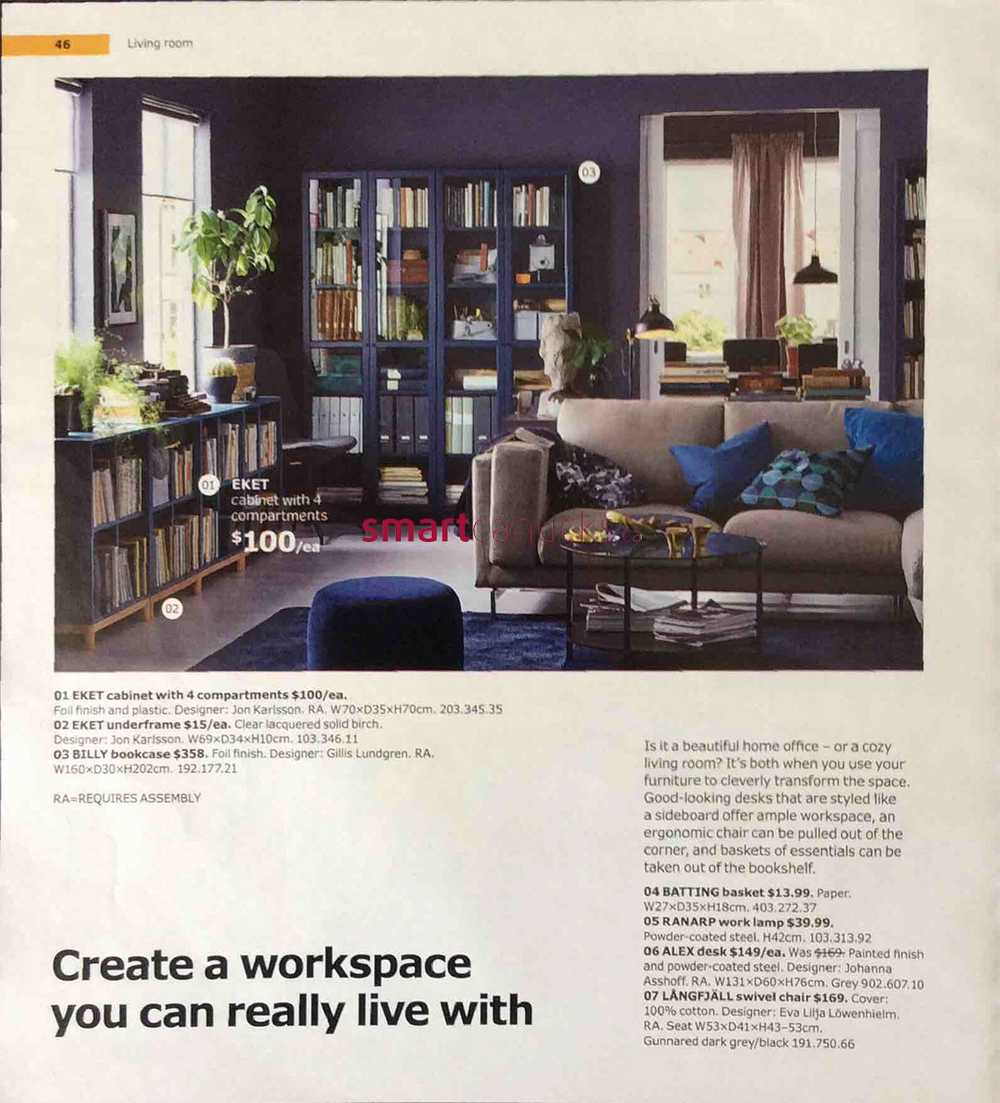 Ikea Canada 2018 Catalogue Flyer