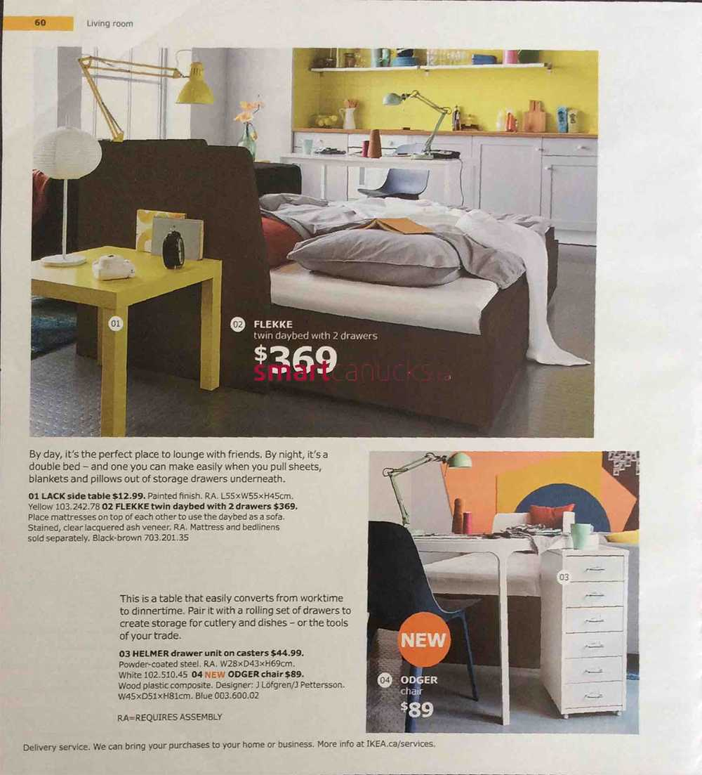 ikea canada 2018 catalogue flyer. Black Bedroom Furniture Sets. Home Design Ideas
