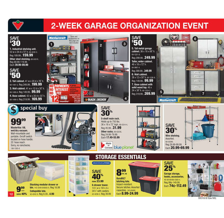 Canadian Tire flyer Apr 27 to May 3