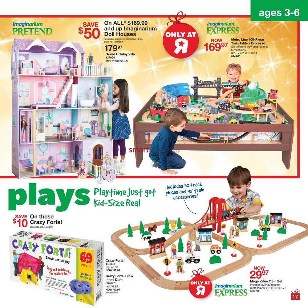 Toys R Us PlayBook November 3 to 16