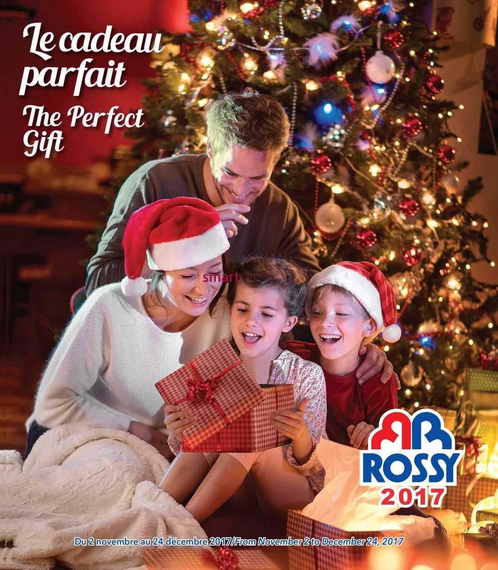 Rossy Christmas Catalogue November 2 to December 24