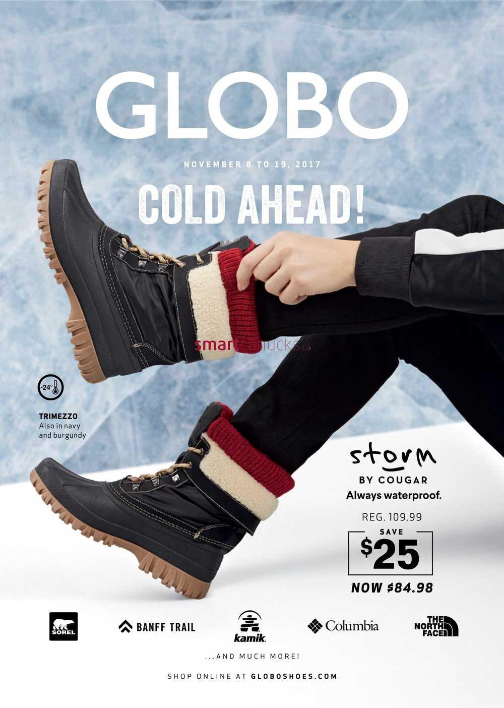 Globo Canada Shoes