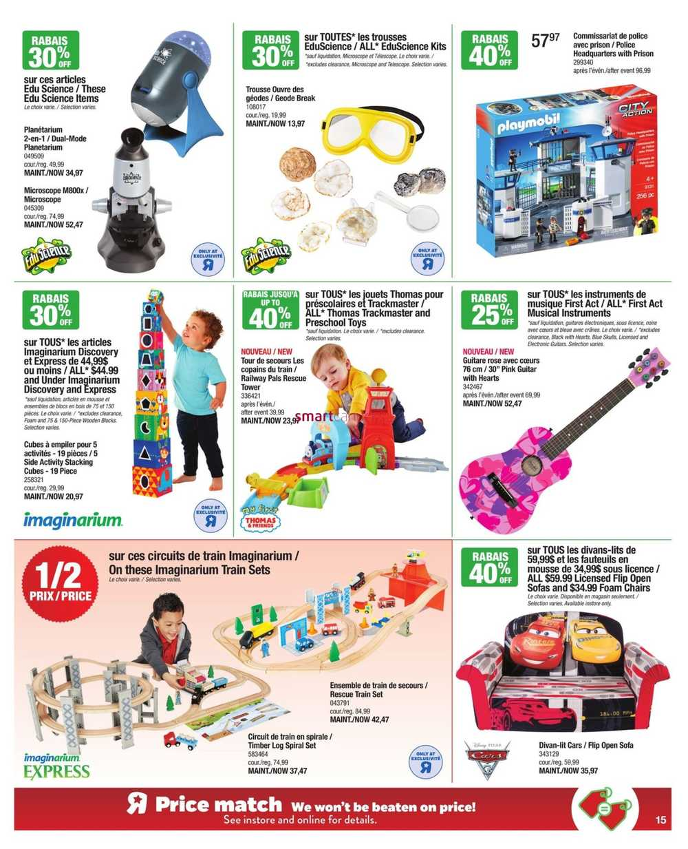 Toys R Us Qc Flyer November 17 To 23