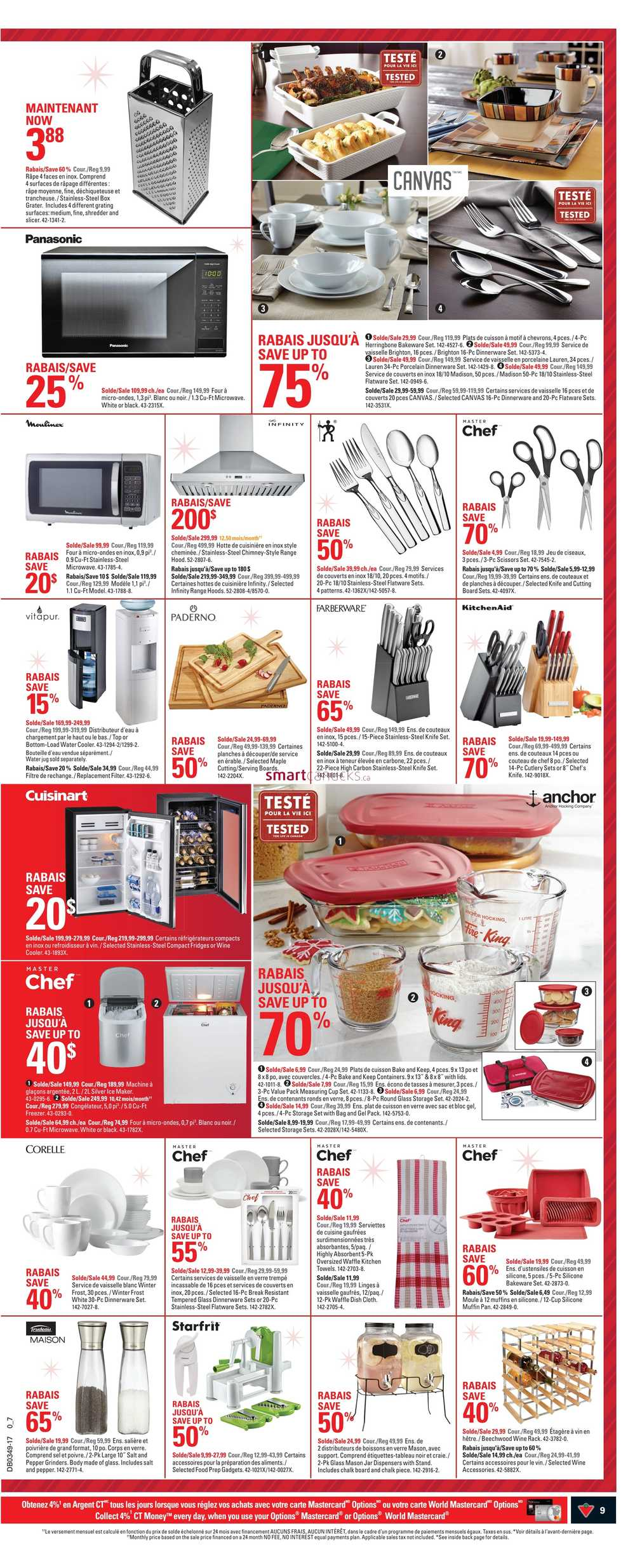 Canadian Tire Qc Flyer November 30 To December 6