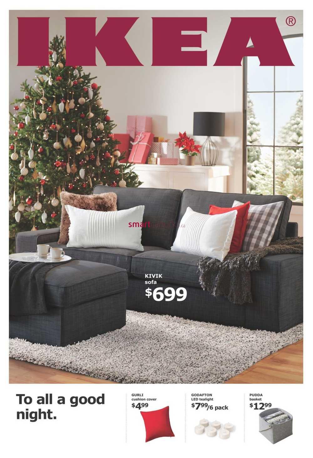 Ikea Media Storage Event Flyer December 18 To 24