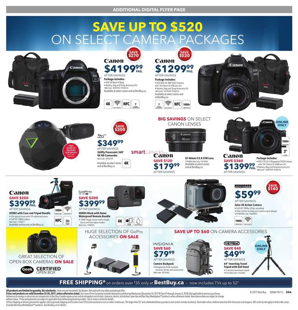 Canon Dslr Boxing Day Sale