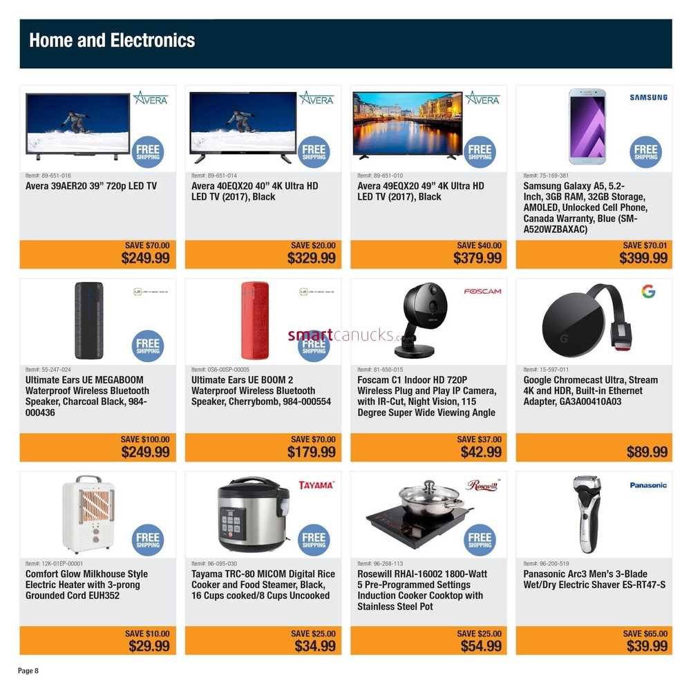 Newegg ca Boxing Day Flyer December 22 to 28