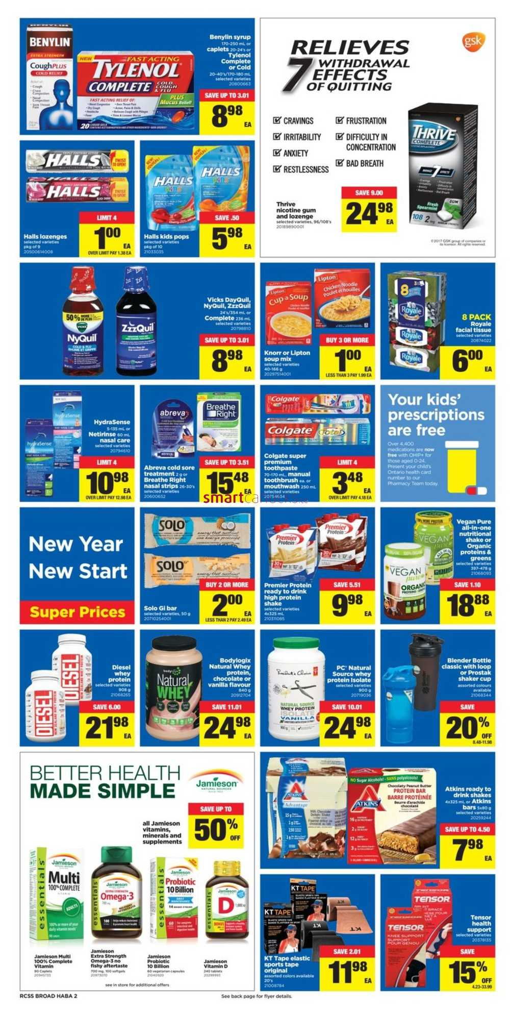 Real Canadian Superstore (ON) flyer Dec 28 - Jan 3