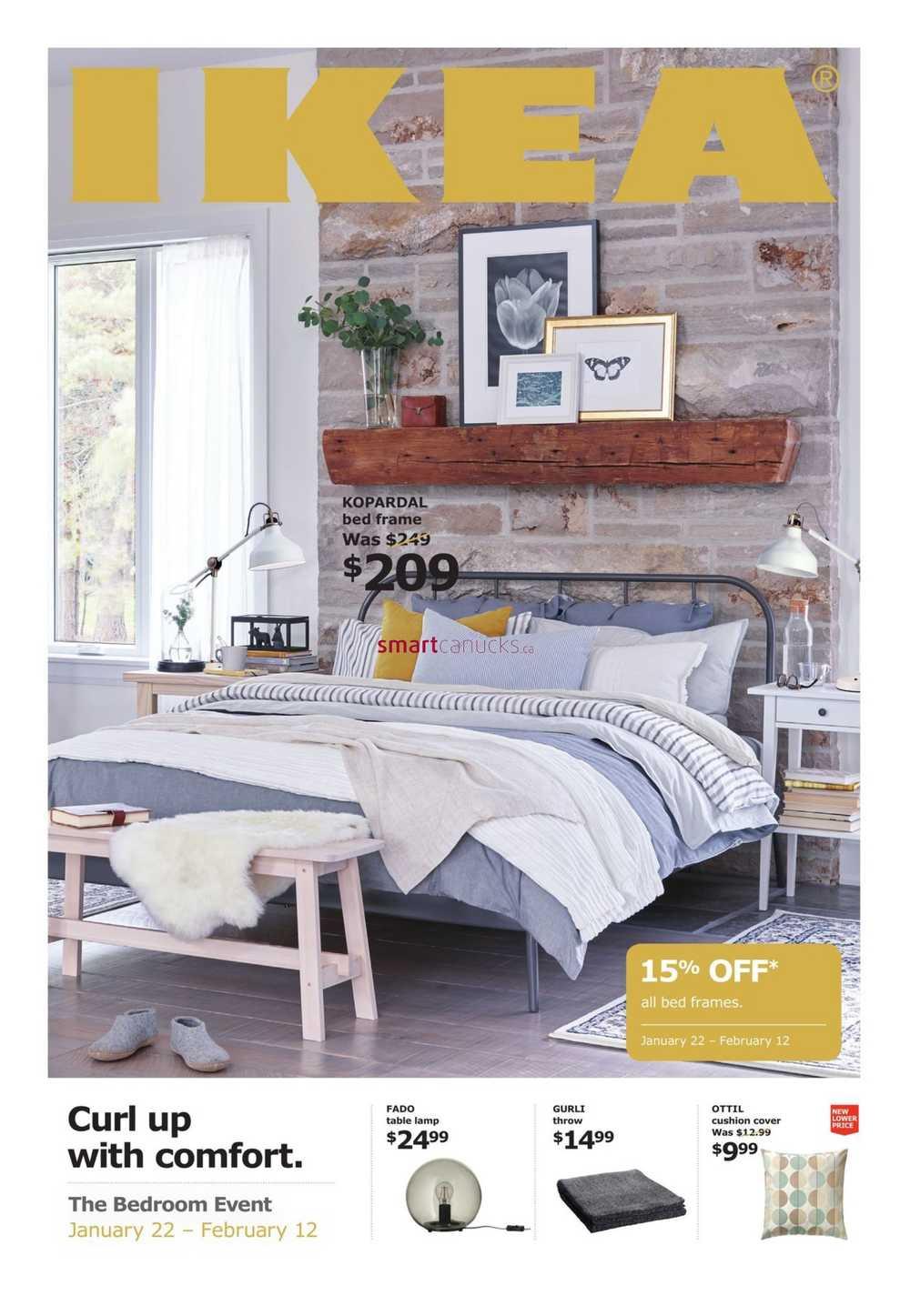 Ikea bedroom event 2018 bedroom 2018 for Ikea canada bedroom furniture