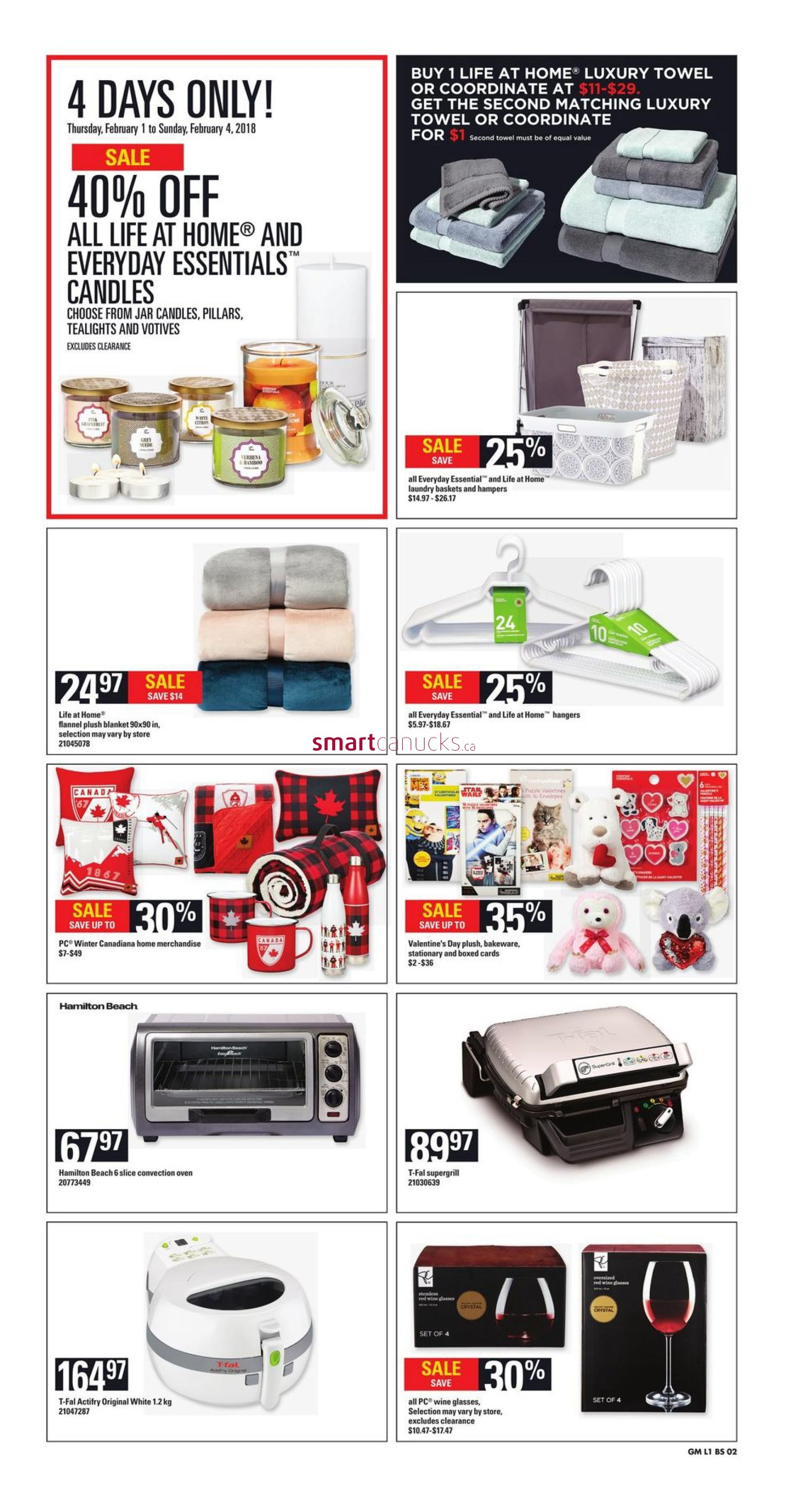 Loblaws (ON) flyer Feb 1 - 7