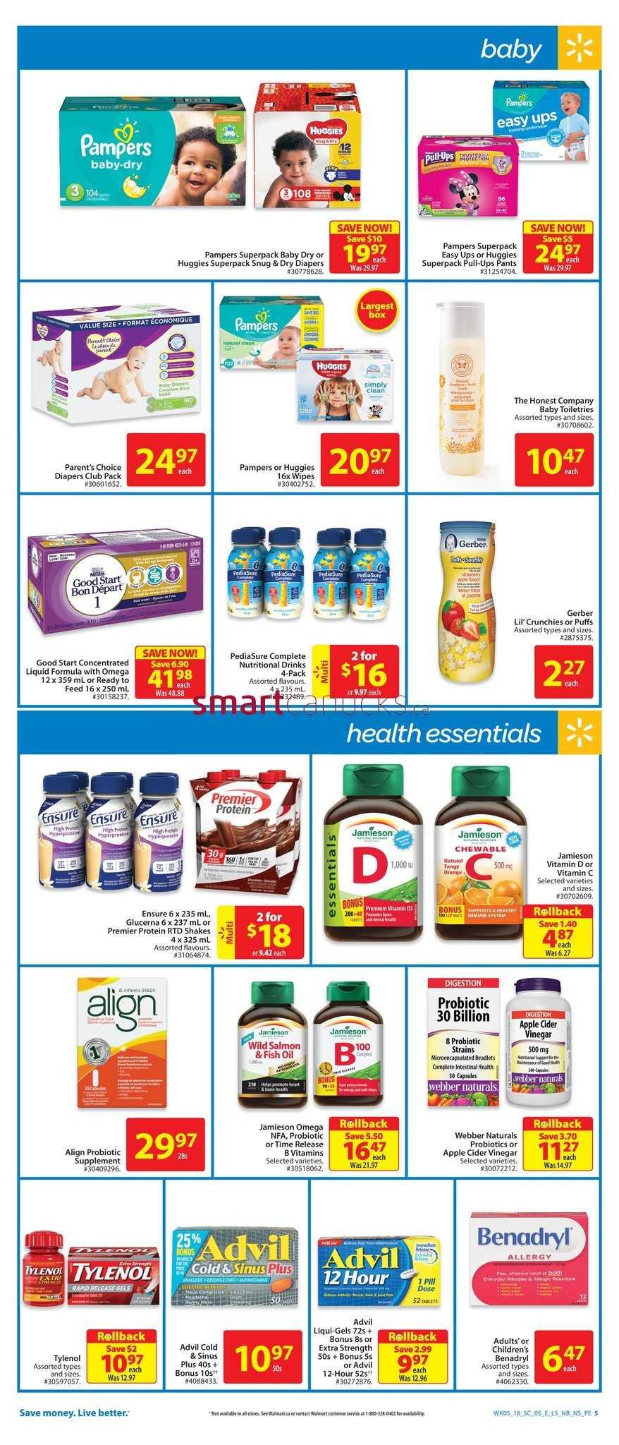 Walmart coupon canada 2018