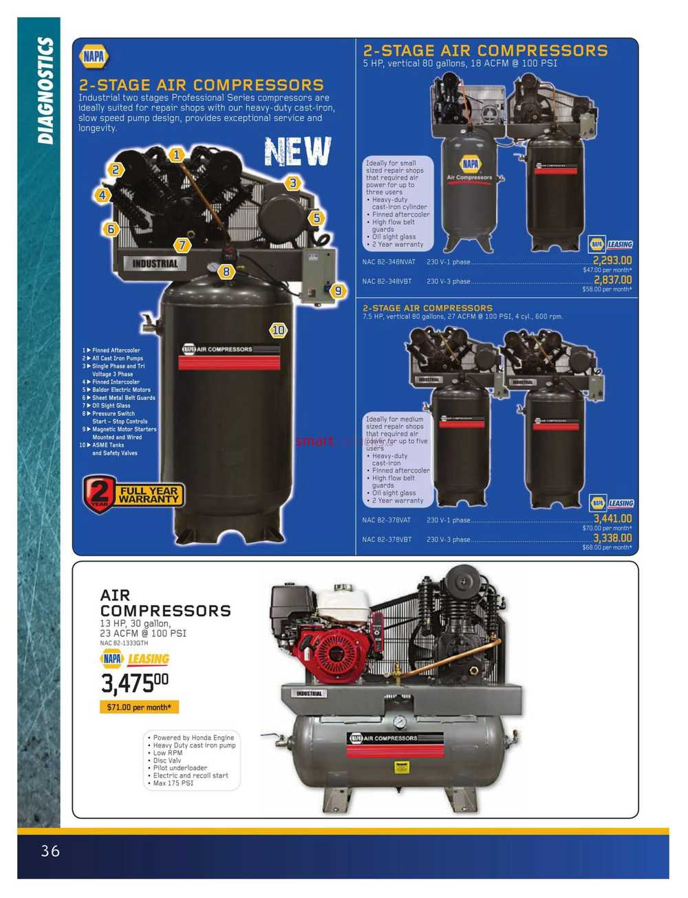 NAPA Auto Parts Real Deals Flyer March 1 to April 30
