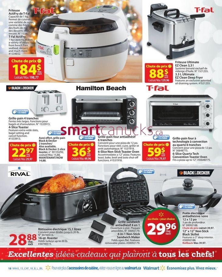 Walmart(QC) Christmas Catalogue November 13 to 26